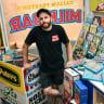 Melbourne artist recreates the inside of a 1990s milkbar by hand
