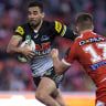 Penrith Panthers five-eighth Tyrone May's NRL dream to buy parents new house