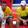 Australian Davis Cup captain Lleyton Hewitt backs Nick Kyrgios to set up home final