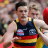 Jake Lever's switch from Adelaide to Melbourne edging closer