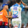 Super Rugby 2017: Blues' Sonny Bill Williams ruled out of Cheetahs clash after head knock