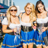 'Prost': Aprons, ales and anthems await Perth Oktoberfest festival goers