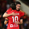 Adelaide United edge out Newcastle Jets in A-League action