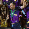 Melbourne Storm star Billy Slater lands Clive Churchill Medal