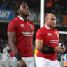 Lowly Auckland Blues humble British and Irish Lions