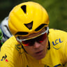 Chris Froome concedes ground on hard day out at Vuelta