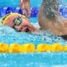 Ariane Titmus powers home to nab relay bronze