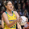 Constellation Cup: Australian Diamonds too strong for New Zealand's Silver Ferns