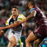 Nathan Cleary stars with boot as Penrith Panthers eliminate Manly Sea Eagles from NRL finals