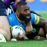 Parramatta star Semi Radradra 'didn't know what the sideline was' - Brad Arthur