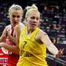 Adelaide Lightning's Abby Bishop says team playing for coach Chris Lucas as he battles kidney cancer