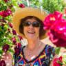 Maria White's open garden in Wanniassa to raise money for motor neurone disease