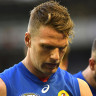 Jake Stringer needs to give 'full commitment' to Western Bulldogs: Mitch Wallis