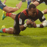 Crusaders use forward grunt to seal Super comeback victory against Blues