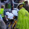 Man hit by truck suffered critical injuries in 'disgusting' Adelaide Street crash
