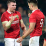 Peter O'Mahony primed to lead the Lions in first Test