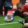 Six Nations 2017: Battling Scotland wilt in the face of French power