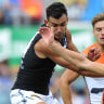 'Make me an Eagle': Port Adelaide youngster wants trade to West Coast
