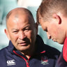 Eddie Jones snubs four Lions England squad named to prepare for Wallabies