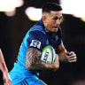 Lions Tour: Blues bracket Sonny Bill Williams to start in midfield as rookie handed No.10 jersey