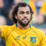 Bledisloe Cup: Karmichael Hunt will have to prove himself for game three, says Michael Cheika