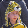Sea of yellow and black as Richmond Tigers prepare for preliminary final