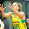 Australian Diamonds survive an almighty scare against South Africa in Quad Series