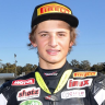 Australia's rising star of the motor racing track eyes third win at Warwick