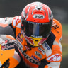 Marc Marquez claims Australian MotoGP pole position at Phillip Island