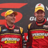 Motor Sport: Chaz Mostert rules V8 Supercars at damp Surfers Paradise