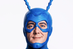 "Peter Serafinowicz: ""Actors who play superheroes. It's a rather small subsection of society, isn't it?"""