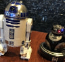 Hands on Sphero R2-D2 and BB-9E Star Wars: The Last Jedi droids