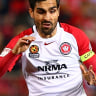Annual purge of Western Sydney Wanderers' A-League roster claims two captains