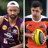 Benji Marshall's brother Jeremy Marshall-King to make debut for Wests Tigers