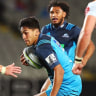 Rieko Ioane runs riots as Blues overcome Cheetahs in 12-try bonanza