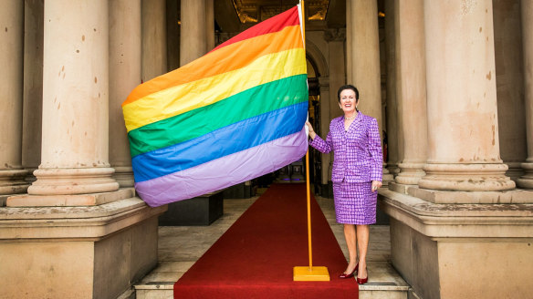 Gay couples will be able to hire venues in the City of Sydney for free in the first 100 days.