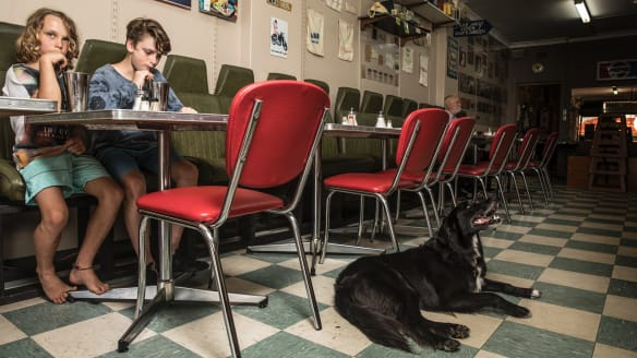 Nostalgia tourism and the 'modern reinvention' of the Sydney milk bar