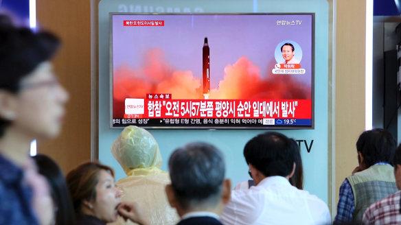 ASX slumps as North Korea rattles markets
