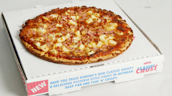 Domino's customers targeted by scammers as personal data leaks