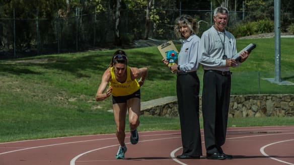 Hurdler Lauren Wells to make Commonwealth Games an all-family affair with parents as officials