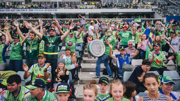 NRL draw 2018: Canberra Raiders get afternoon-game boost to help lure fans