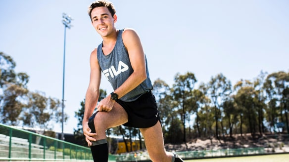 Chloe Esposito and brother Max use duct tape to chase modern pentathlon advantage at AIS