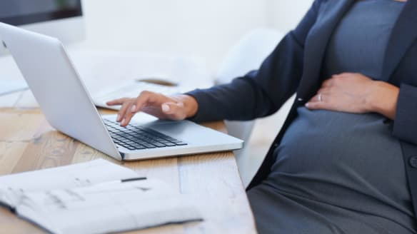 Are pregnant employees an inconvenience?