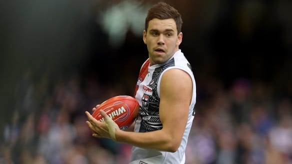 2020 vision for St Kilda's Paddy McCartin