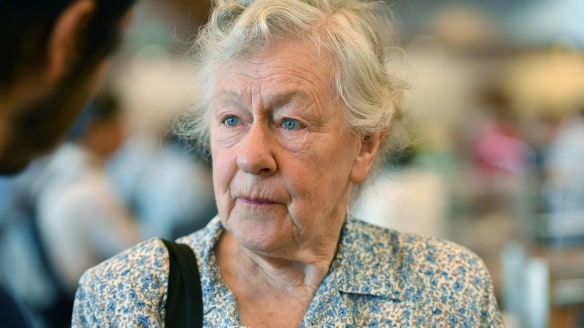 Marie Kruss is far from happy with Telstra