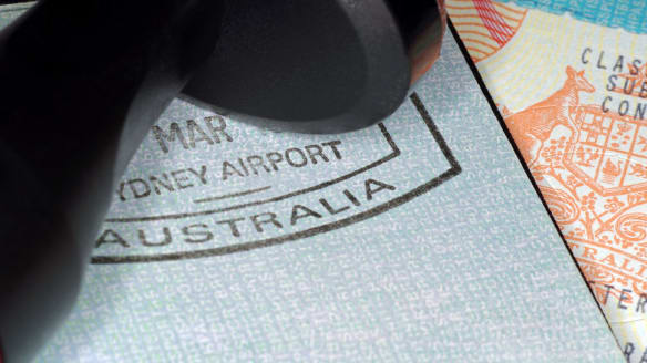 More than 64,000 people overstaying visas in Australia
