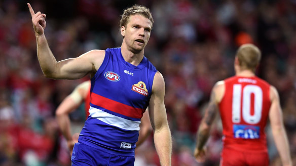The Western Bulldogs' frustration with Jake Stringer had grown over years: Bob Murphy