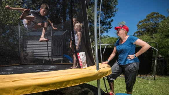 Consumer group Choice calling for mandatory safety standards for trampolines