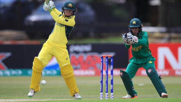 Rachael Haynes leapfrogs Alex Blackwell to lead Australia in women's Ashes