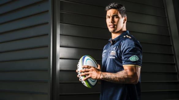 ACT Brumbies recruit Chance Peni from Western Force to finalise Super Rugby roster